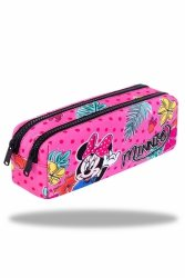 Piórnik CoolPack EDGE Myszka Minnie, MINNIE MOUSE TROPICAL (B69301)