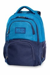 Plecak CoolPack AERO niebieski, MELANGE BLUE (B34089)