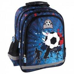 Plecak szkolny PIŁKA NOŻNA FOOTBALL (PL15BPI12)