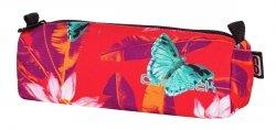 Piórnik CoolPack w egzotyczne kwiaty i motyle TUBE BAHAMAS (62572)