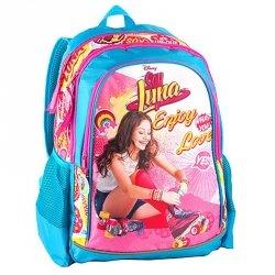 Plecak szkolny Soy Luna Disney (DLU081)