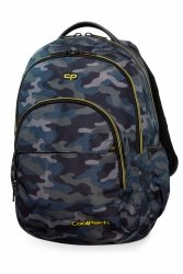 Plecak CoolPack BASIC PLUS w moro, MILITARY (B03008)