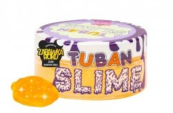 TUBAN Super Slime glut BROKAT NEON POMARAŃCZOWY 0,2kg  (TU3022)