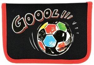 Piórnik Bambino bez wyposażenia FOOTBALL Płka nożna (31221)