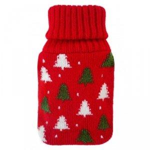 Ogrzewacz do rąk w pokrowcu sweterkowym CHOINKI INCOOD. ( 0059-0090)