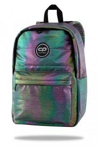 Plecak CoolPack miejski RUBY metaliczny OPAL GLAM (B07225)