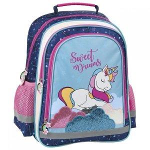 Plecak szkolny UNICORN Jednorożec (PL15BJR12)