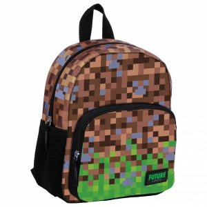 Plecak przedszkolny wycieczkowy GAME dla fana gry MINECRAFT BackUP (PL11BDF24)