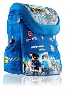 Plecak dziecięcy PLAYMOBIL Policjant PL-11 (502020091)