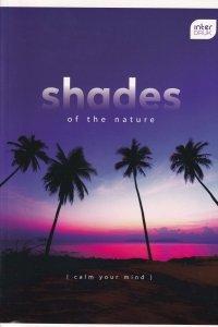 Zeszyt A5 96 kartek w kratkę SHADES MIX (37361)