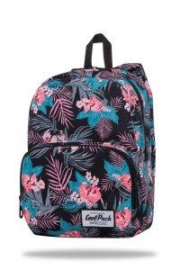 Plecak CoolPack SLIGHT tropiki, TROPINK (C12168)