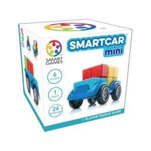 Gra logiczna SmartCar Mini, Smart Games (SG501)