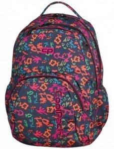 Plecak CoolPack SMASH w kwiaty, BLUISH MEADOW (69687)