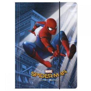 Teczka rysunkowa A4 z gumką Spiderman (TGA4PJ)