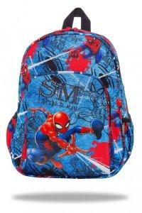 Plecak wycieczkowy CoolPack TOBY Spiderman na niebieskim tyle, SPIDERMAN DENIM (B49304)