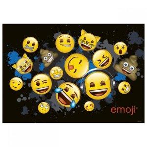 Podkład oklejany na biurko Emoji EMOTIKONY (POEM12)