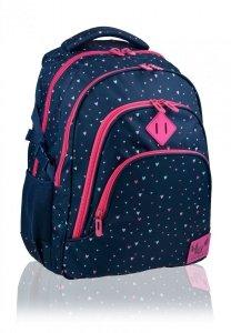Plecak szkolny HASH 27 L serduszka, SWEETHEART (502020060)
