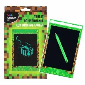 Tablet do rysowania LCD Kidea GAME dla fana gry MINECRAFT Matryca 8 (TRFKA)