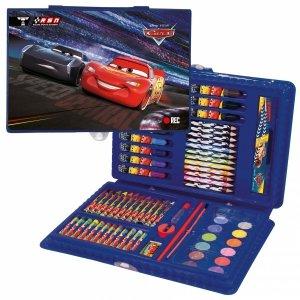 Zestaw artystyczny 71 elementów Auta CARS (ZA71CA49)
