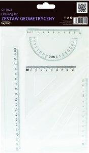 Zestaw geometryczny 4 elementy 20 cm GRAND (130-1602)