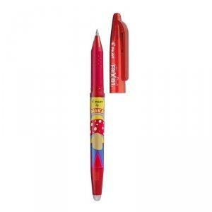 Długopis żelowy pióro wymazywalny FriXion PILOT by Mika CZERWONY  (45207)