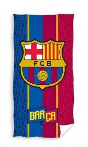 Ręcznik plażowy kąpielowy FC BARCELONA 70 x 140 cm (FCB162009-R)