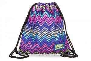 WOREK CoolPack SOLO kolorowe wzory, FLEXY (B72103)