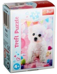 TREFL Puzzle mini 54 el. Psy i koty, Urocze pupile (19633)