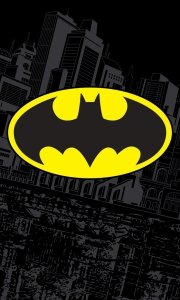 Ręcznik dziecięcy Batman 30 x 50 cm (BAT171001-R)