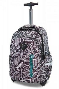 Plecak CoolPack JUNIOR na kółkach w śrubki, SCREWS (B28033)