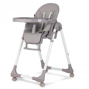 Krzesełko do karmienia BENTO Gray/White Kidwell (KRWYBEN02A0)