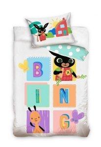 Pościel niemowlęca 100 x 135 SULA ZULA BING (BING201005)