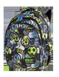 Plecak CoolPack JERRY 21 L piłka nożna, FOOTBALL (C29230)