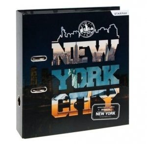 Segregator A4 NEW YORK 7 cm (429891)