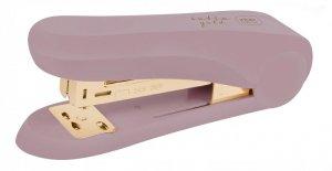 Zszywacz duży SATIN GOLD fioletowy (96085)