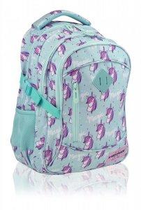 Plecak wczesnoszkolny HEAD 24 L jednorożce, UNICORN (502020030)