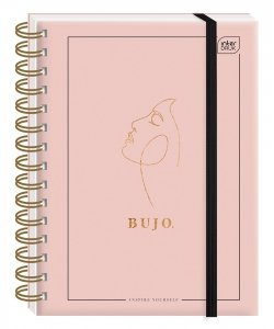 Bullet Journal ART Kołobrulion A5 Planer Organizer BUJO (93497)