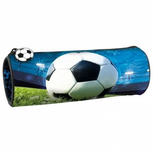 Piórnik tuba FOOTBALL Piłka nożna (PTPI16)