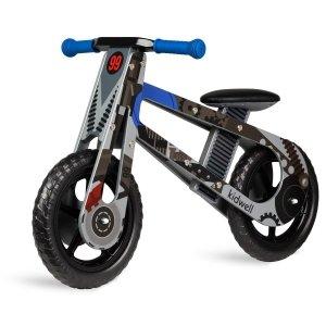 Rowerek biegowy drewniany STARK Cross KIDWELL (ROBISTA01A0)