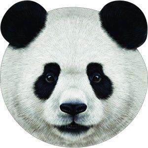 Poduszka kształtowa PANDA kształtka Miś (KSZ191001)