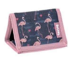 Portfel różowe flamingi, FLAMINGO Paso (PPNG20-882)
