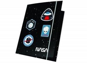 Teczka rysunkowa A4 z gumką NASA Paso (PP20NS-109)