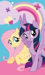 Ręcznik dziecięcy My Little Pony Kucyki  30 x 50 cm (MLP08T)