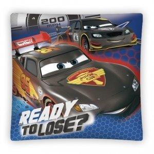 Poszewka na poduszkę 3D CARS AUTA 40 x 40 cm (CARS09MF)