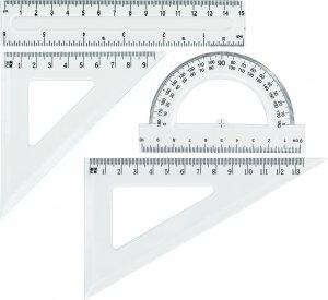 Zestaw geometryczny 4 elementy 15 cm GRAND (130-1640)
