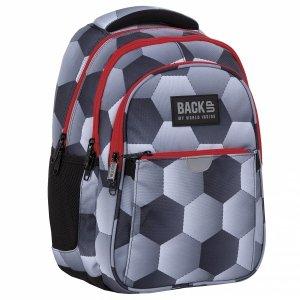 Plecak wczesnoszkolny BackUP 24 L piłka nożna, FOOTBALL (PLB4P52)