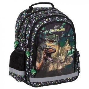 Plecak szkolny DINOZAURY (PL15BDN15)