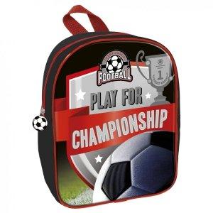 Plecak przedszkolny wycieczkowy PIŁKA NOŻNA FOOTBALL (PL11TPI13)