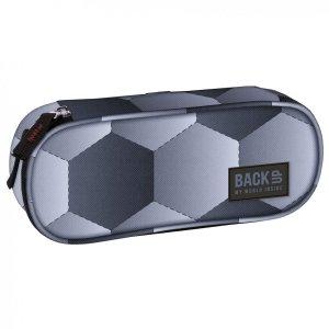Piórnik szkolny BackUP piłka nożna, FOOTBALL (PB4A52)