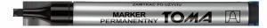 MARKER permanentny TOMA, czarny (TO-090)